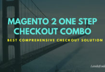 Magento 2 One Step Checkout Combo - Best Comprehension Checkout Solution