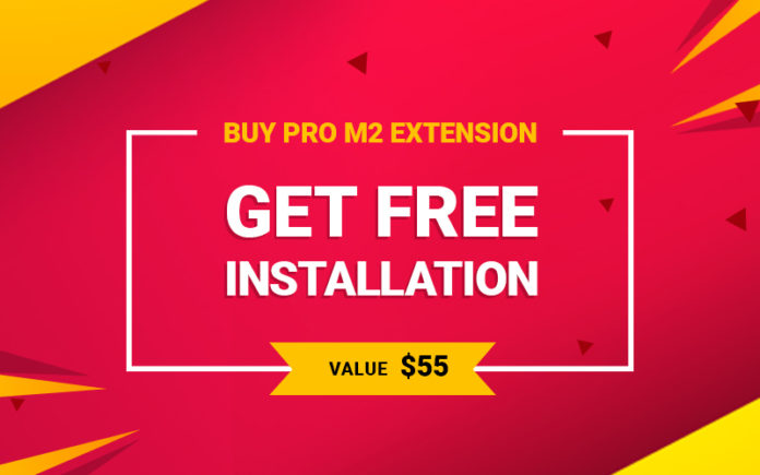 buy magento 2 pro extension get free magento 2 installation service