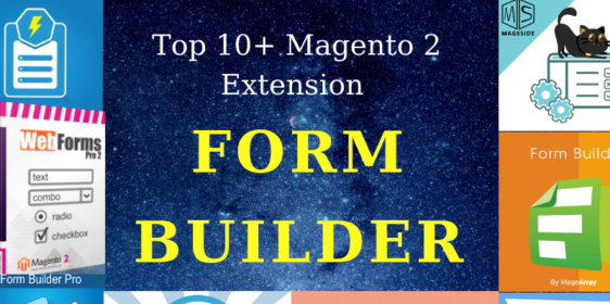 top 10+ Magento 2 form builder extension
