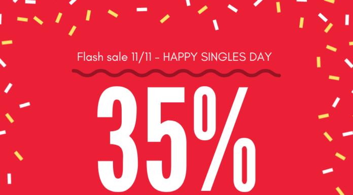 Happy Single's Day 2018