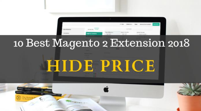Top 10 Best Magento 2 Hide Price Extension