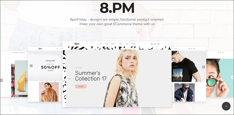 ves-8-pm magento 2.3 theme for fashion