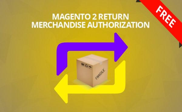 Free Magento 2 RMA Extension