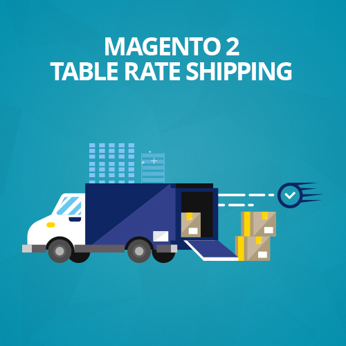 Landofcoder Magento 2 table rate shipping