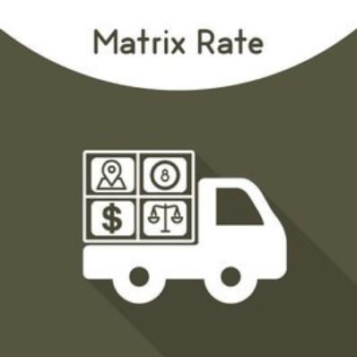 matrix rate extension