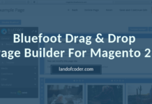 Bluefoot Benefit: Drag & Drop Magento 2.3 Page Builder - Landofcoder
