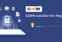 TOP Magento 2 GDPR Extension