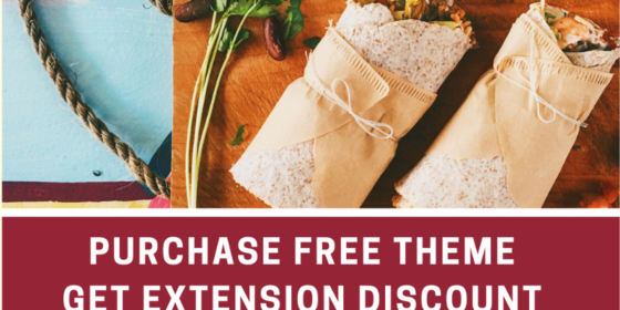 purchase free theme-get extension discount