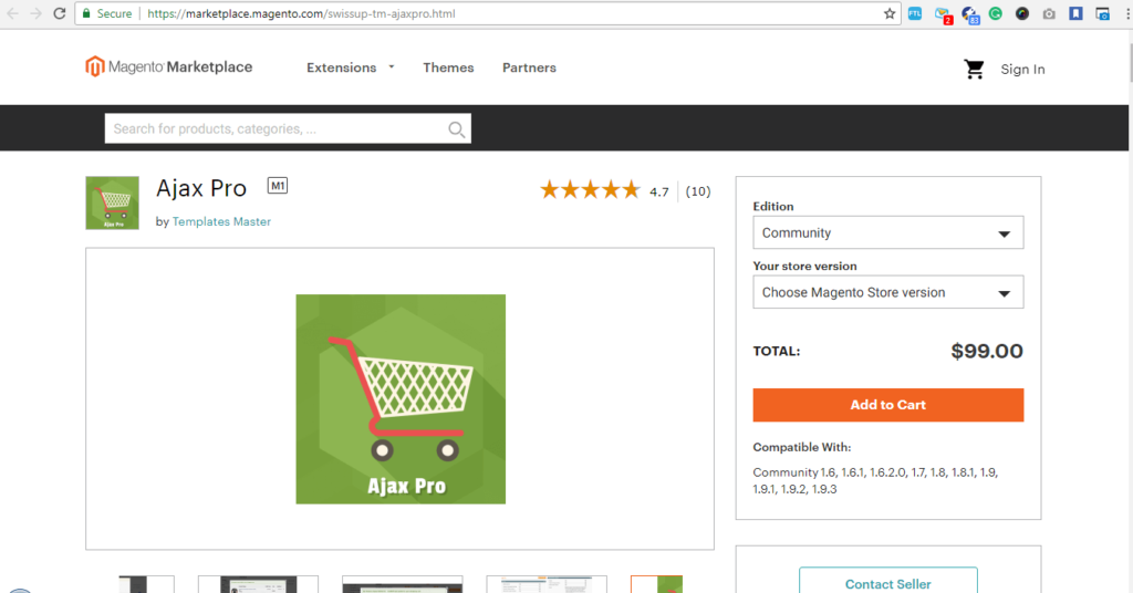 magento 2 ajax pro extension boost sales