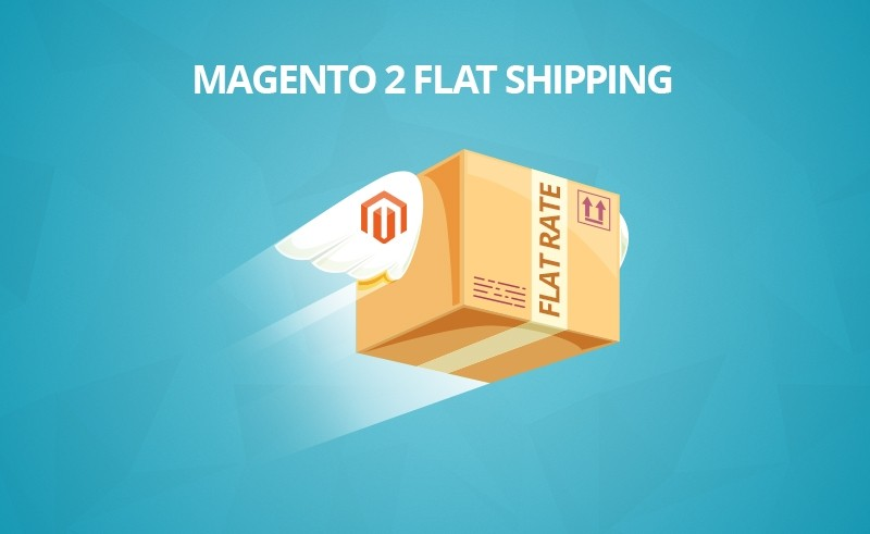 Magento 2 multiple flat shipping extension