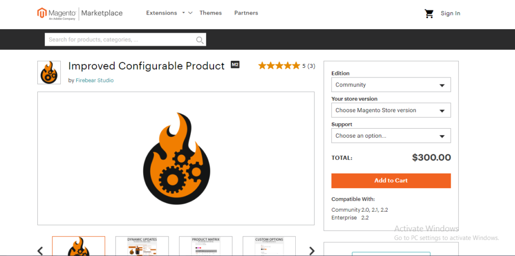 Improve Magento 2 Configurable Product with Improved Configurable Product