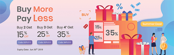 Landofcoder summer hot deals 2019 upto 35% for magento 2 extensions & themes