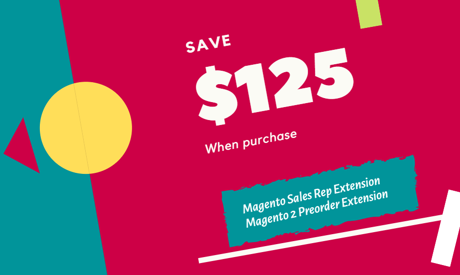 landofcoder magento 2 sales rep extension and magento 2 preorder extension