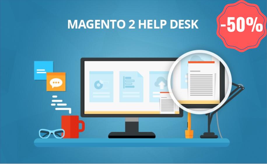 landofcoder magento 2 help desk off 50%