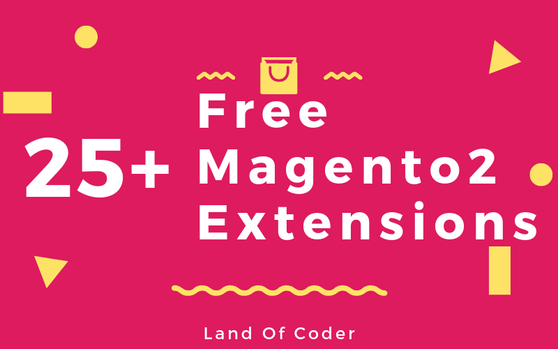 25+ Free Magento 2 Extensions
