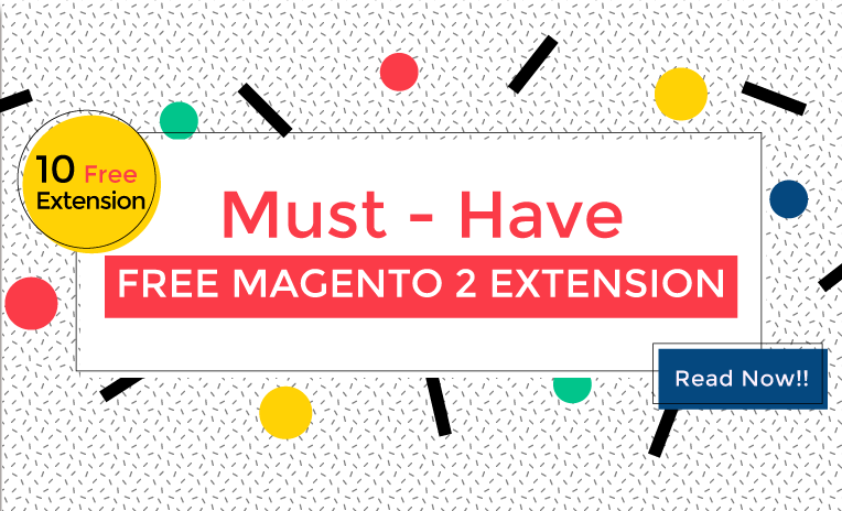 Magento 2 free extension