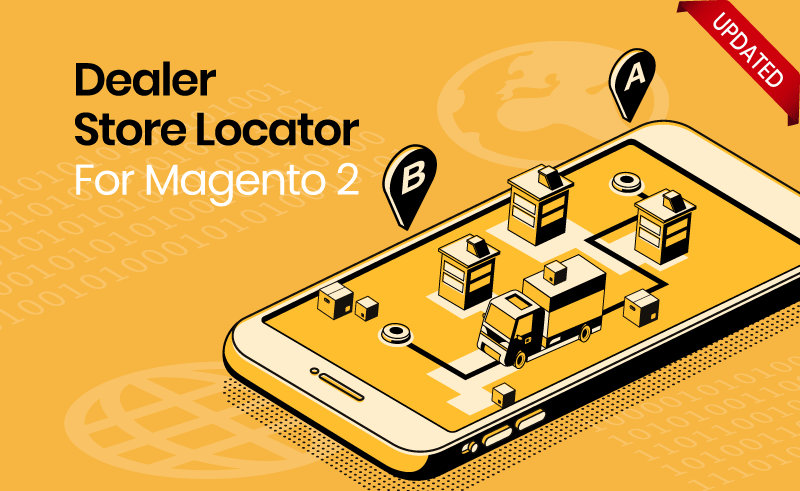 Magento 2 Dealer Extension