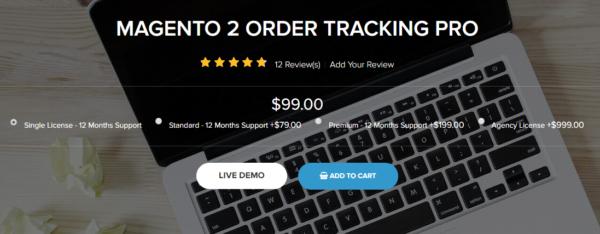 Magento 2 order tracking pro LandofCoder