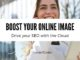 boost your online image