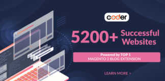 successful website by landofcoder magento 2 blog extension
