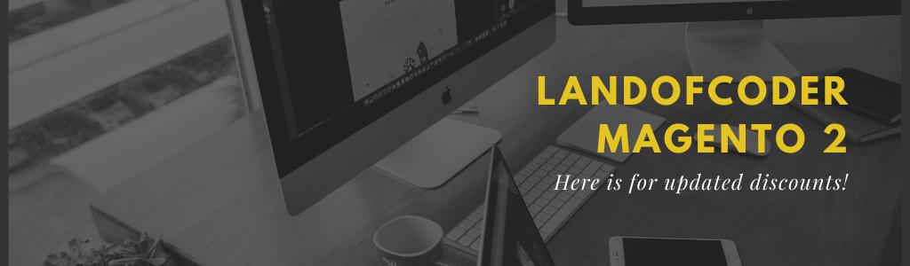 Landofcoder discounts