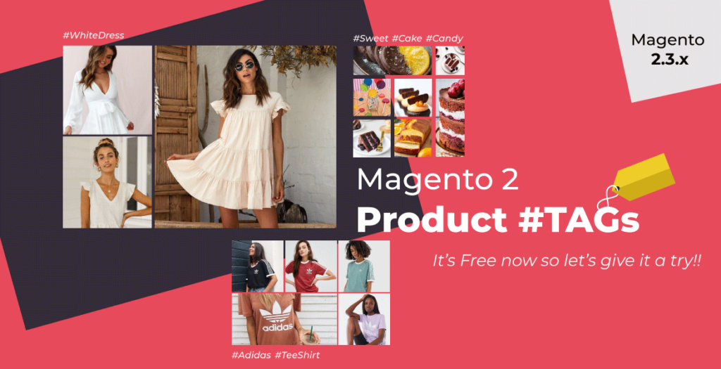 Magento 2 Product tag free