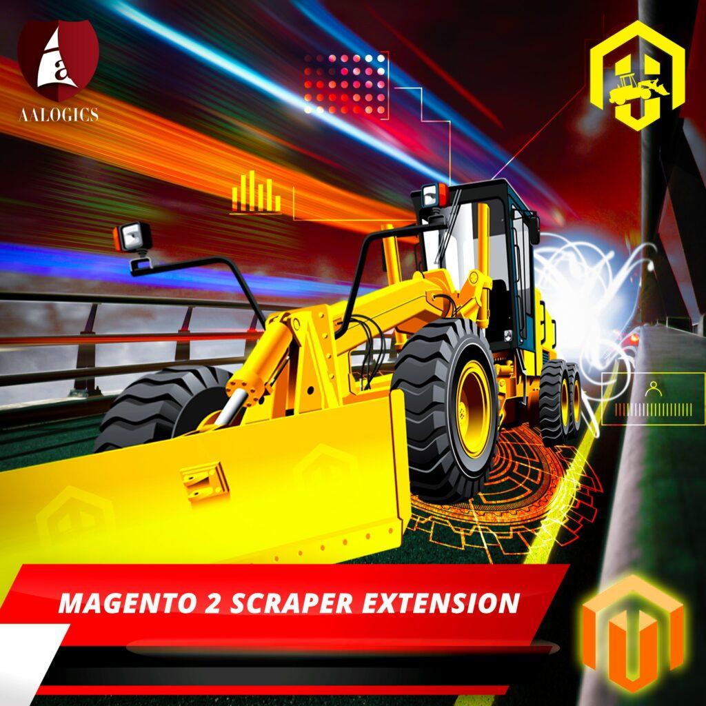 magento 2 scraper extension