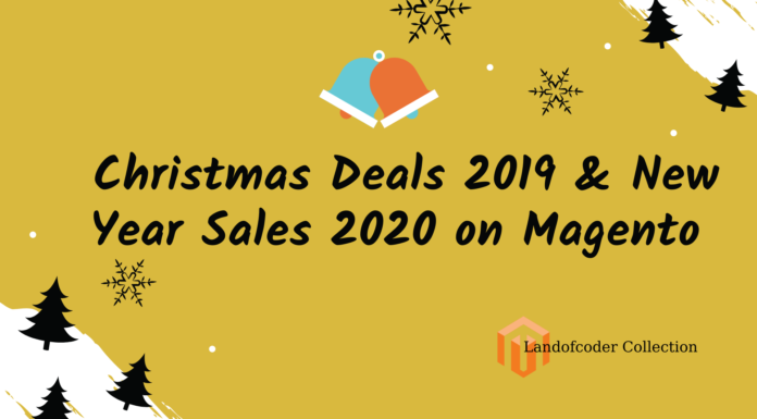 Christmas deals 2019 new year sales 2020 collection on magento