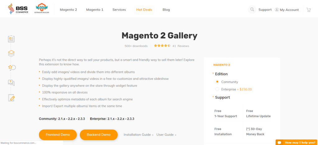 bsscommerce magento 2 image gallery