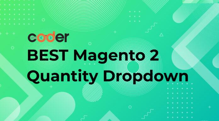 Magento 2 Quantity Dropdown Review