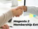 Magento 2 membership extension discount code