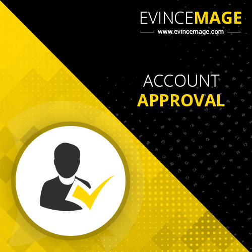 Account Approval Magento 2 Extension