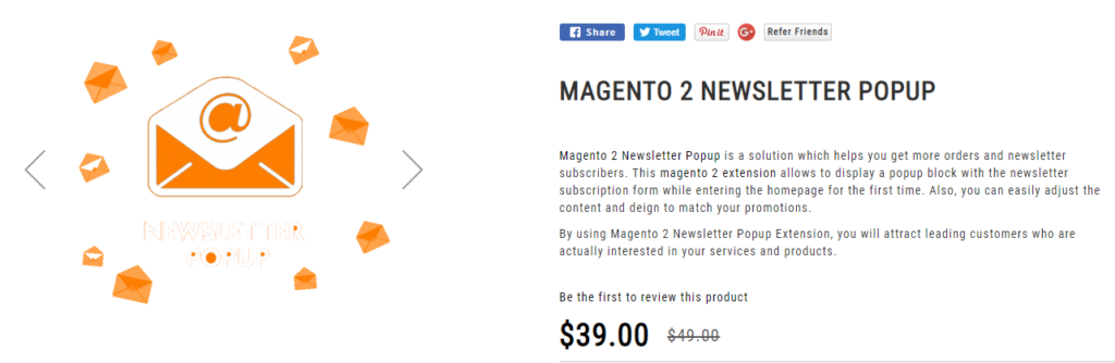 Magento 2 Pop Up Extensions by Cmsideas