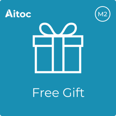 Aitoc's  Free Gift for Magento 2