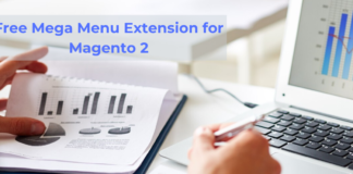 working man use free mega menu for magento 2