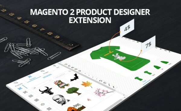 Product Designer Extension for Magento 2