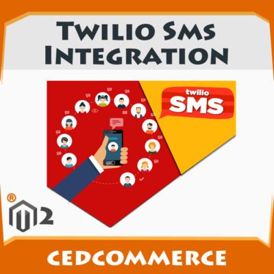 twilio sms integration