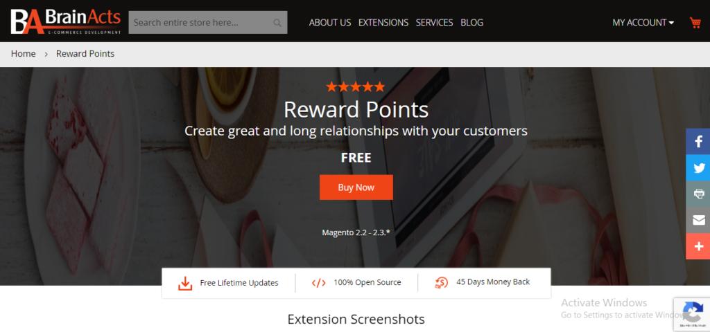 brainacts-reward-points