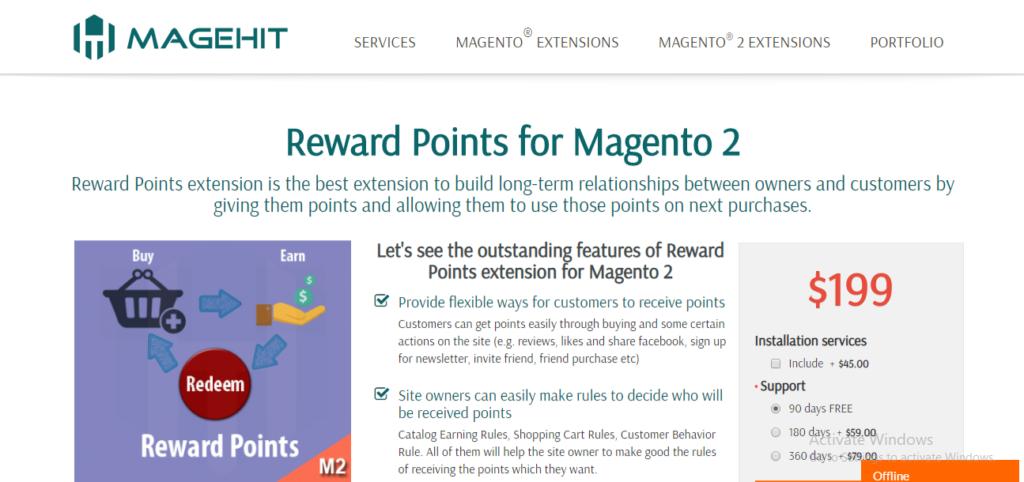 magehit-reward-points