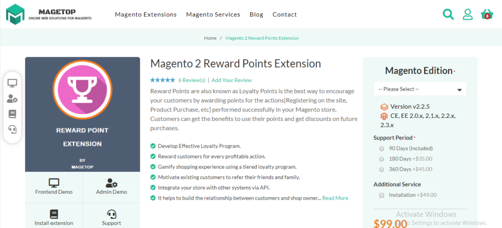 magetop-reward-points