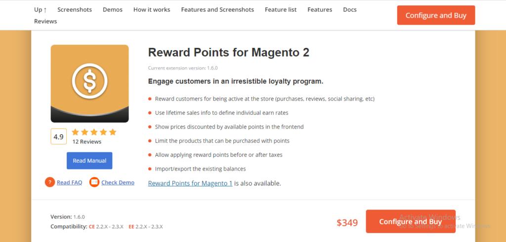 AheadWorks-reward-points