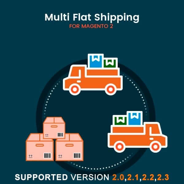 multi flat magento 2 shipping extension