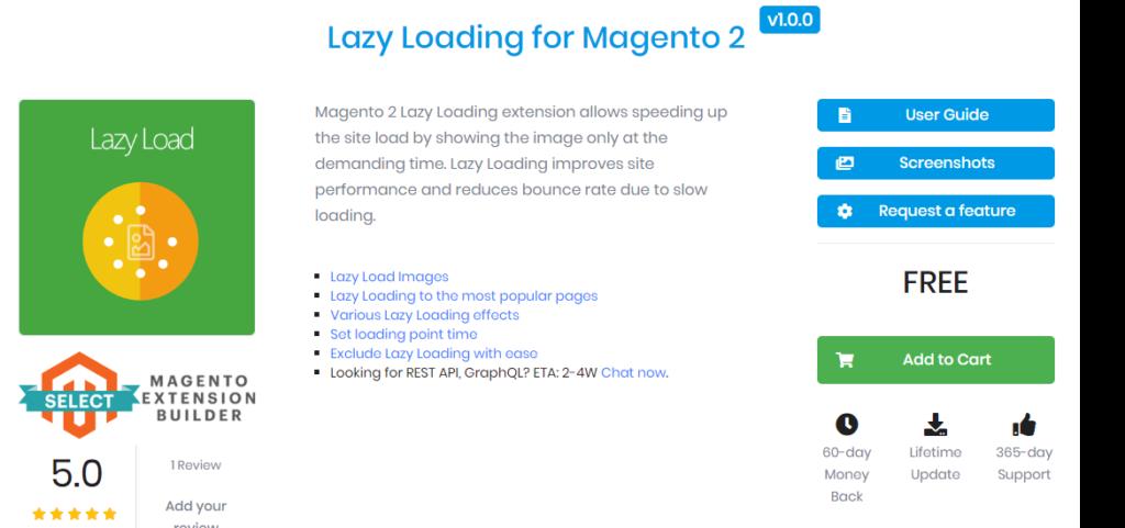Lazy Loading for Magento 2 | Mageplaza