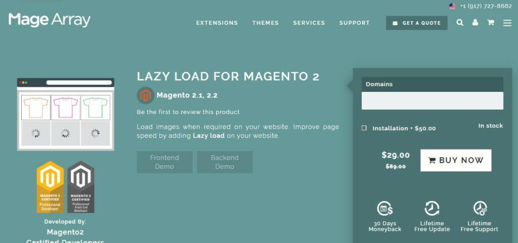 Lazy road for Magento 2 | Magearray