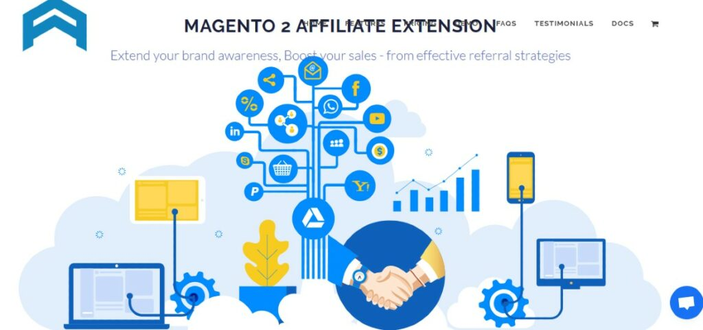 Magento 2 Affiliate Extension | Mageplaza
