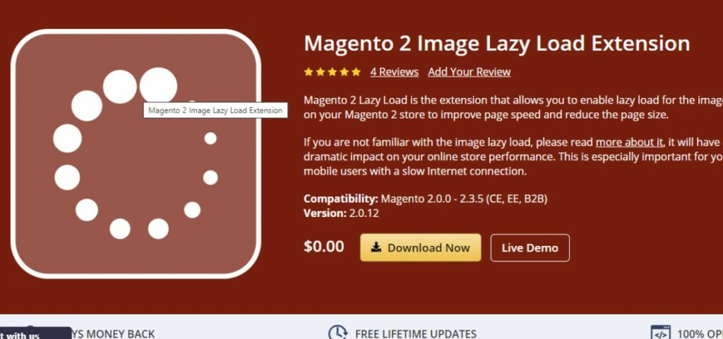 Magento 2 Image Lazy Load Extension | Magefan