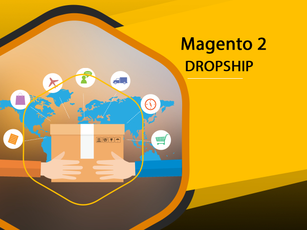 Magento 2 Dropship Extension by Magespacex