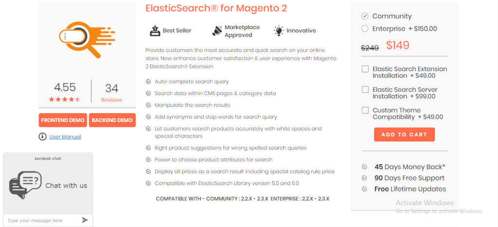 magedelight-search-extension