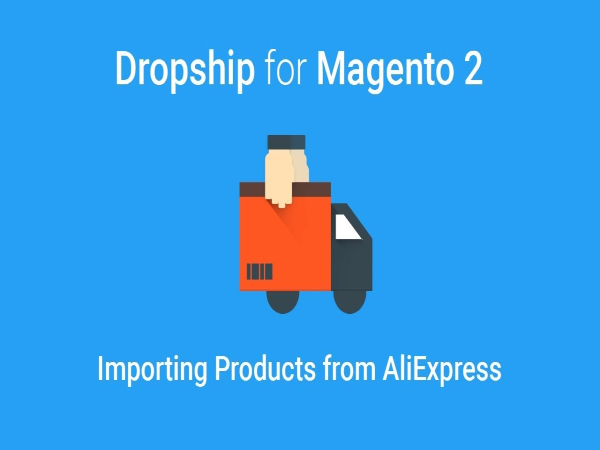 magento 2 aliexpress dropship