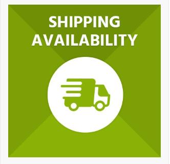 Pixlogix Shipping Availability Extension 2